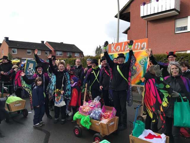 11.02.20018 Karneval in Havixbeck